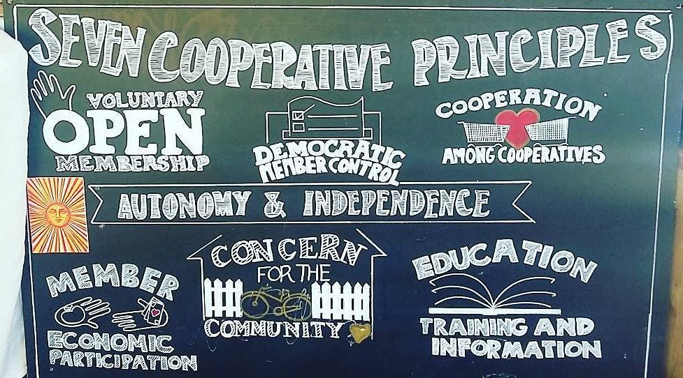 Image of Cooperative Principles