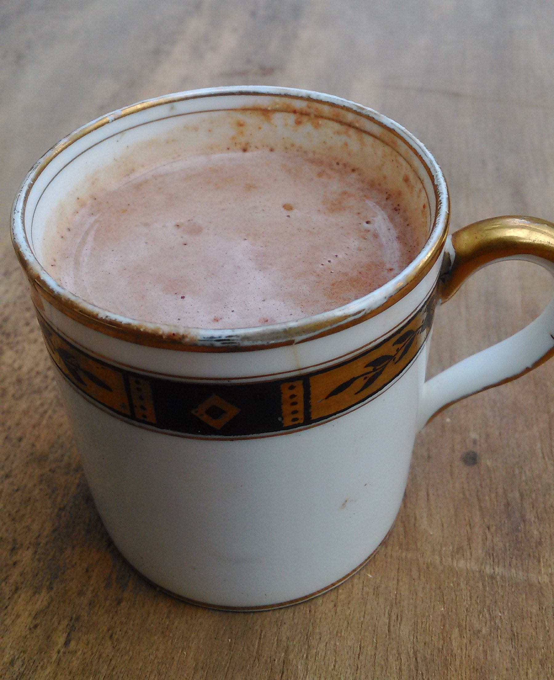 Raw Cacao Hot Chocolate